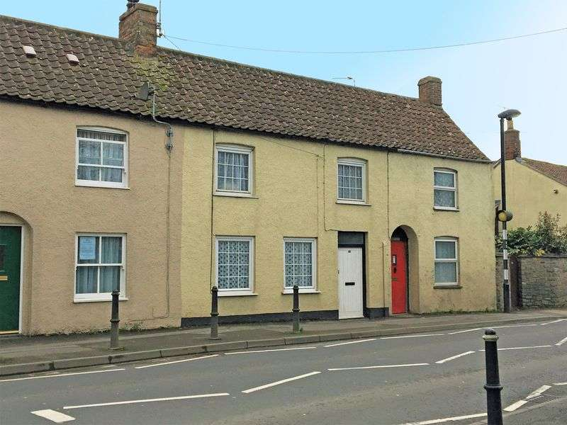 2 Bedrooms Cottage House for sale in Prime location in Yatton village centre