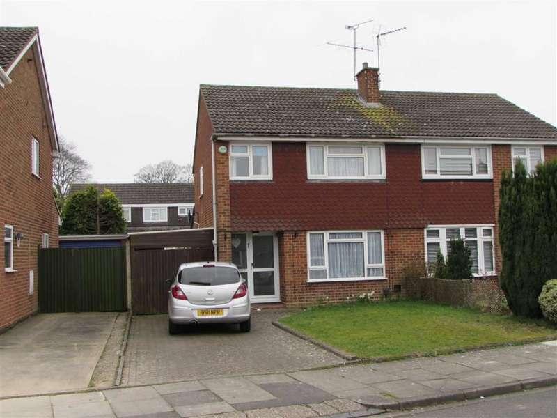 3 Bedrooms Property for sale in Norman Way, Dunstable, Bedfordshire, LU6