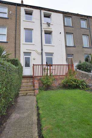 4 Bedrooms Terraced House for sale in St Mary's Walk, Old Town, Scarborough, North Yorkshire YO11 1RN