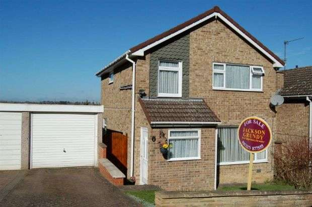 3 Bedrooms Detached House for sale in The Fairway, Borough Hill, Daventry NN11 4NW