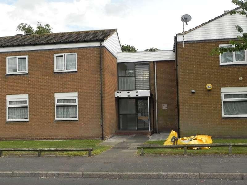 1 Bedroom Flat for rent in Berkeley Road, Yardley, Birmingham, B25 8NJ