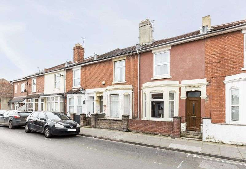 2 Bedrooms Terraced House for sale in Talbot Road, Southsea