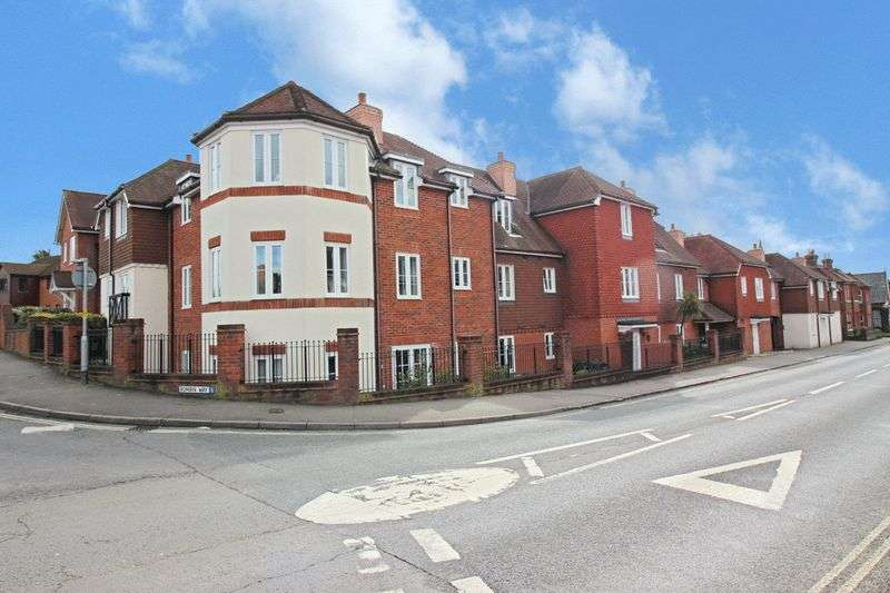 2 Bedrooms Retirement Property for sale in Pegasus Court (Billingshurst), Billingshurst, RH14 9EW