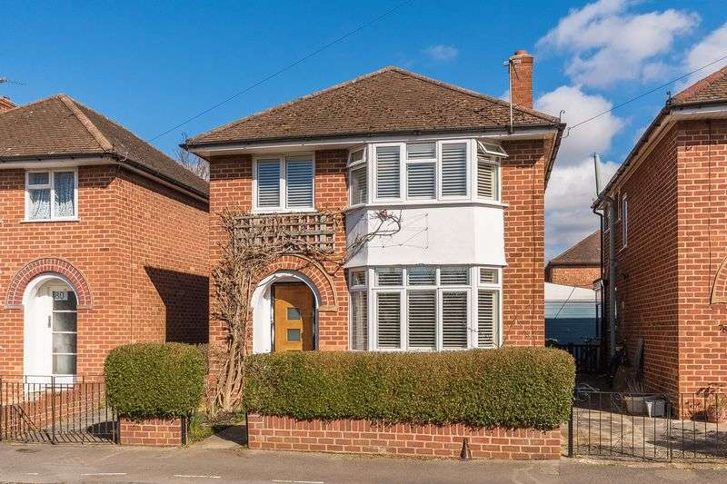 3 Bedrooms Detached House for sale in Ferry Road Marston