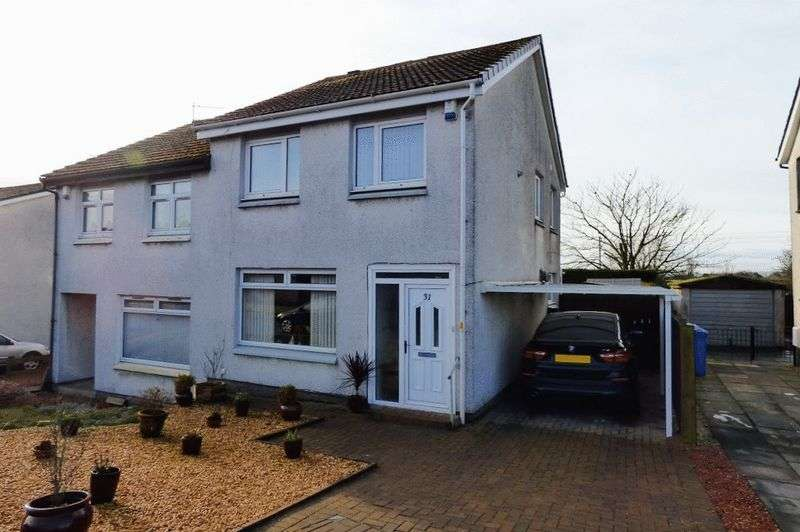 3 Bedrooms Property for sale in Whiteshaw Avenue, Carluke