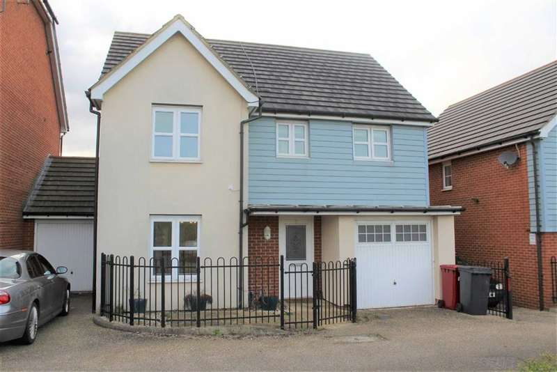 4 Bedrooms Detached House for sale in Mathecombe Road, Cippenham, Berkshire