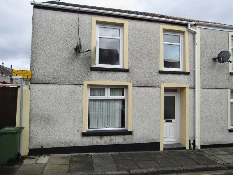 3 Bedrooms End Of Terrace House for sale in Rachel Street, Aberdare CF44