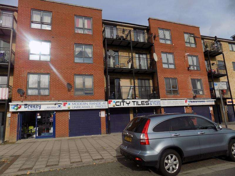2 Bedrooms Flat for sale in Kirk House, Hirst, Wembley HA9