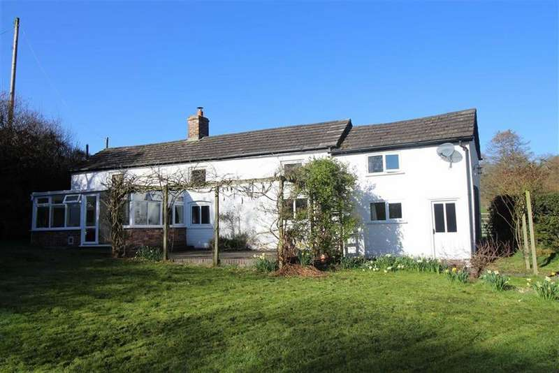 3 Bedrooms Cottage House for sale in Waterlow, Red Lane, Berriew, Welshpool, Powys, SY21