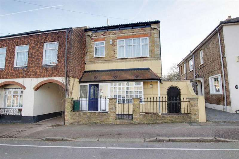 4 Bedrooms Semi Detached House for sale in Princes Road, Buckhurst Hill, Essex