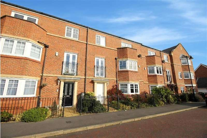 5 Bedrooms Town House for sale in Featherstone Grove, Newcastle Upon Tyne, NE3