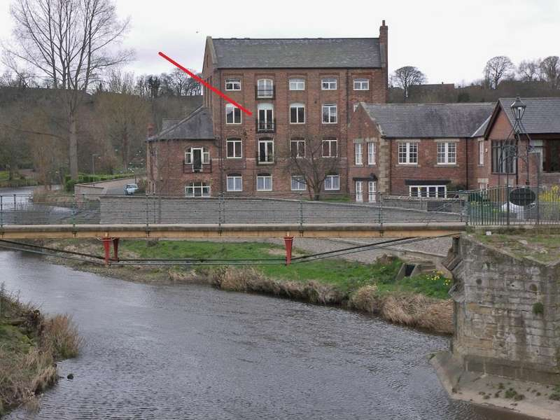 2 Bedrooms Flat for sale in Olivers Mill, Morpeth