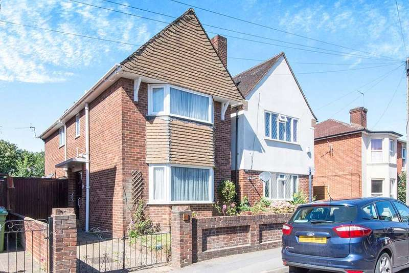 3 Bedrooms Detached House for sale in Oxford Road, Southampton, SO14