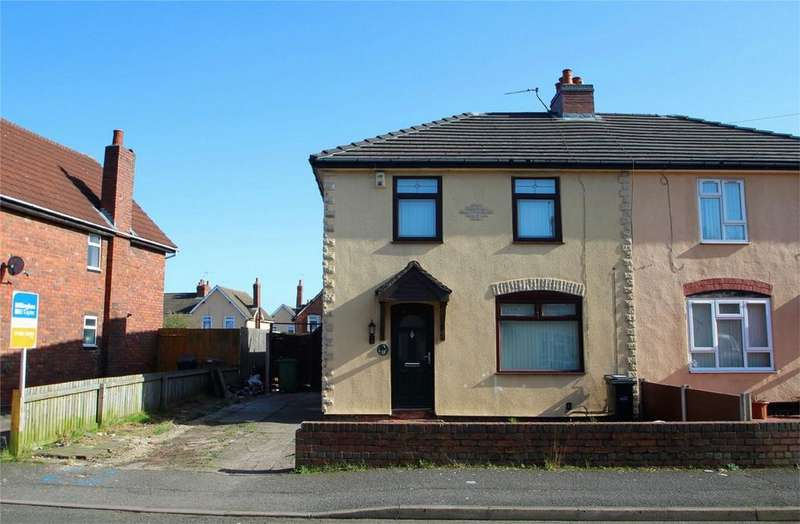 3 Bedrooms Semi Detached House for sale in Malvern Crescent, DUDLEY, West Midlands