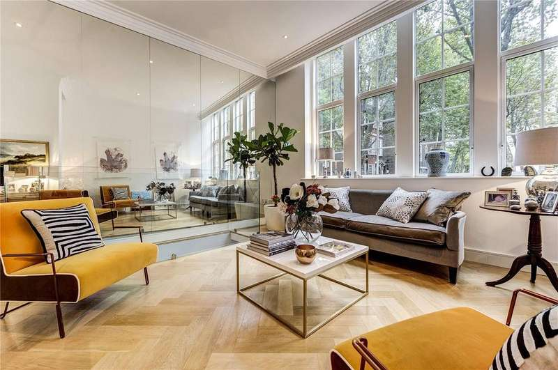 3 Bedrooms Flat for sale in Romney House, 47 Marsham Street, London, SW1P