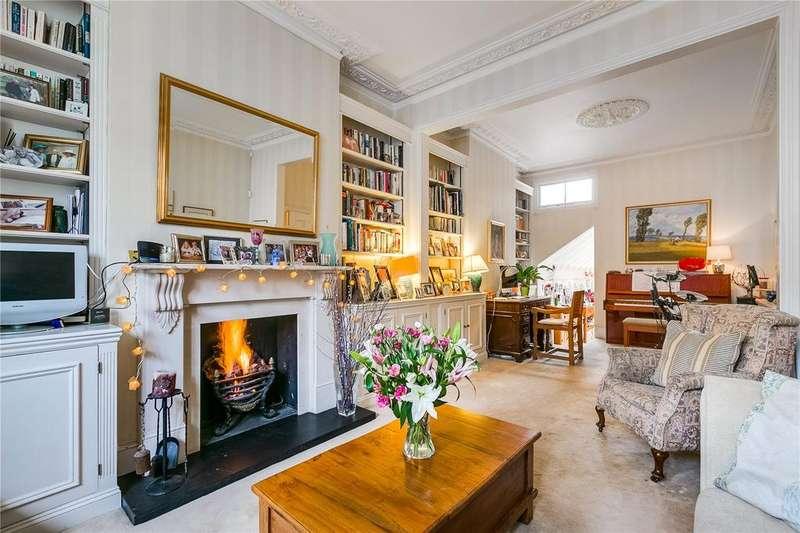 5 Bedrooms Terraced House for sale in Fernhurst Road, Fulham, London