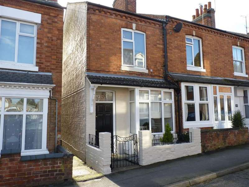 3 Bedrooms Terraced House for sale in Logan Street, Market Harborough