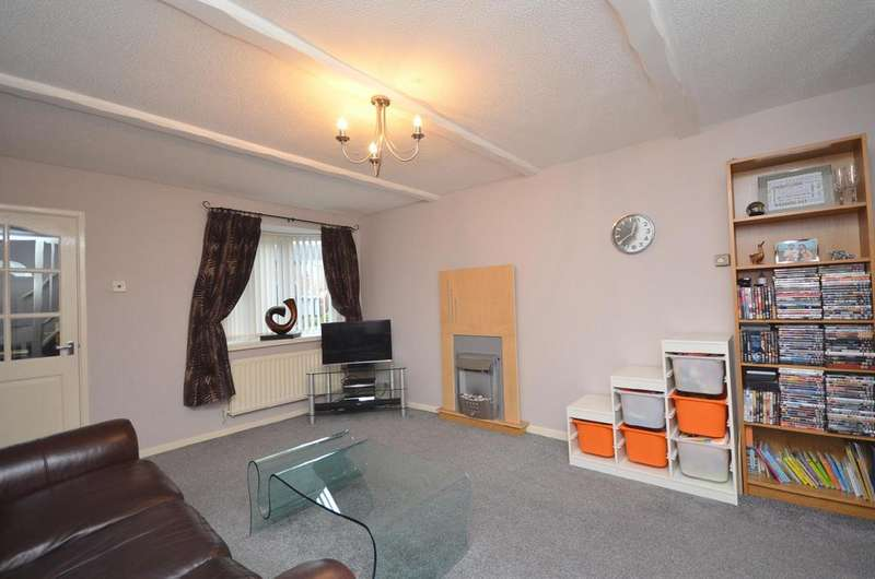 2 Bedrooms Semi Detached House for sale in Kingston Park