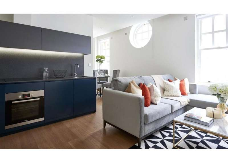 1 Bedroom Flat for sale in Bedford House, 2-3 Bedford Street, Covent Garden, WC2E