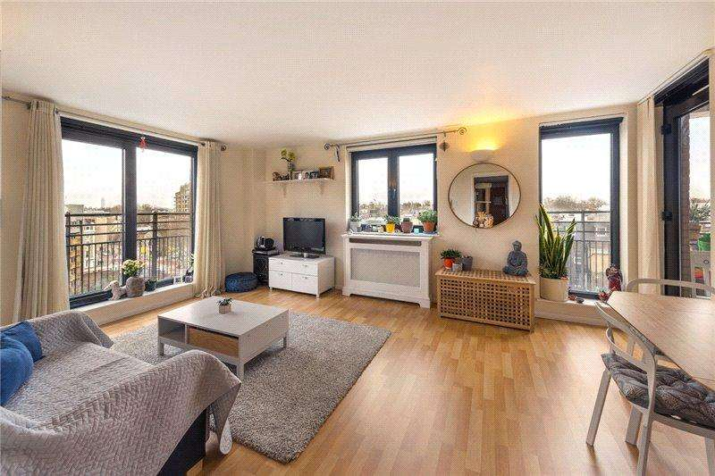 2 Bedrooms Flat for sale in Point West, 116 Cromwell Road, London, SW7