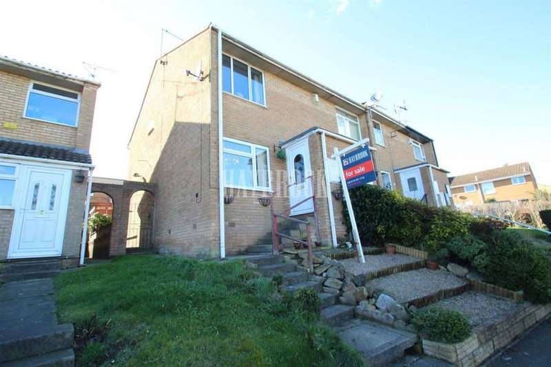 2 Bedrooms End Of Terrace House for sale in Westland Road, Sheffield