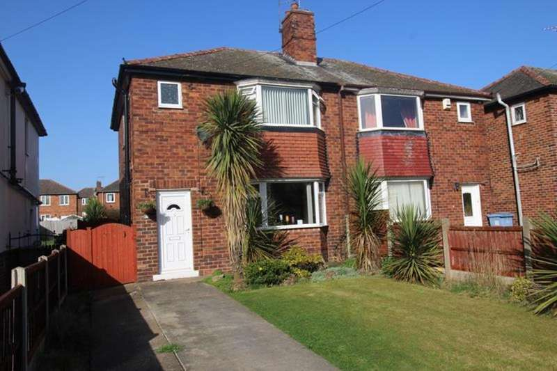 3 Bedrooms Semi Detached House for sale in 38 Raymoth Lane, Worksop