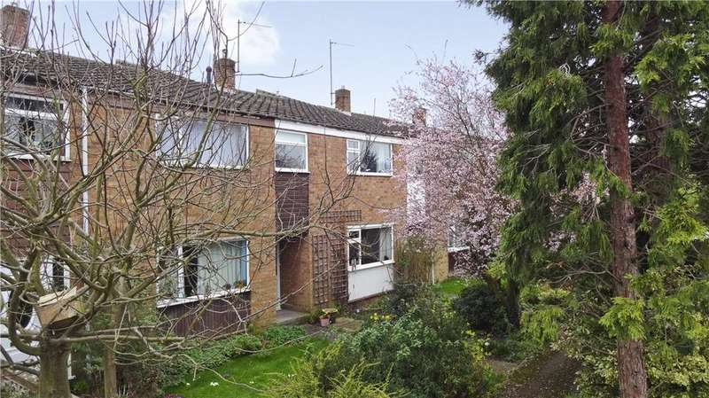 4 Bedrooms Terraced House for sale in Sherbourne Close, Cambridge, CB4