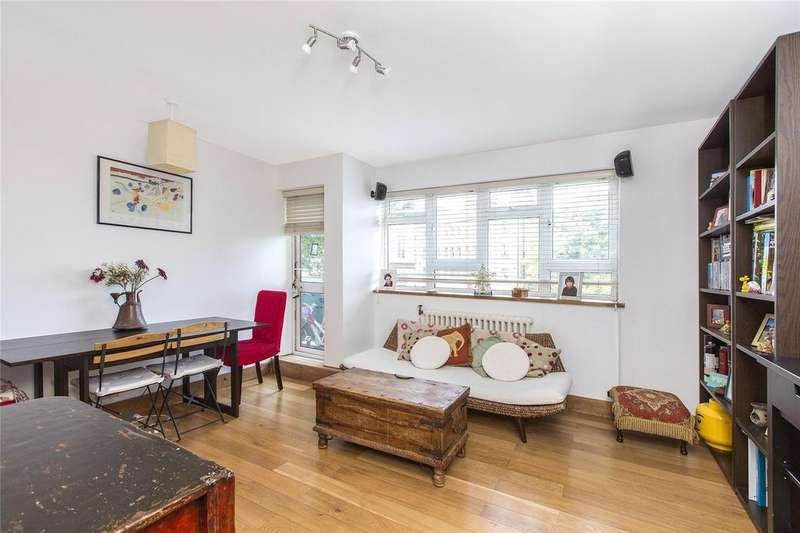 2 Bedrooms Flat for sale in Fonthill House, Abbots Manor, Pimlico, London