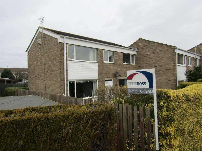 3 Bedrooms Semi Detached House for sale in Fairfields, Ryton, Ryton, Tyne and Wear, NE40 3AS
