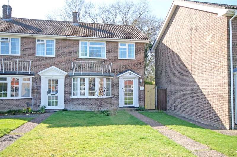 3 Bedrooms Semi Detached House for sale in Malvern Road, Cherry Hinton, Cambridge, CB1