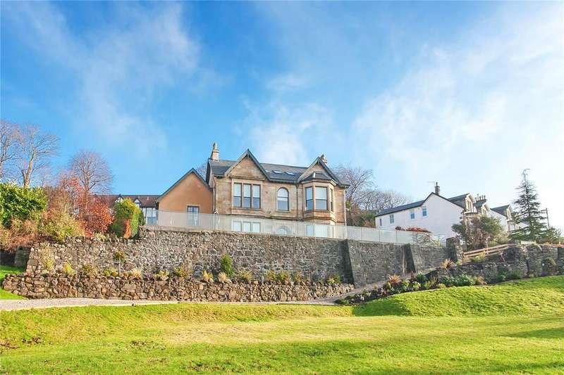 6 Bedrooms Detached House for sale in Dalliefour, Barclaven Road, Kilmacolm, Renfrewshire