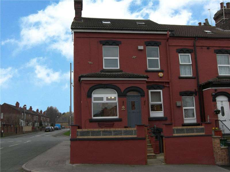 2 Bedrooms Terraced House for sale in Highfield Crescent, Leeds, West Yorkshire