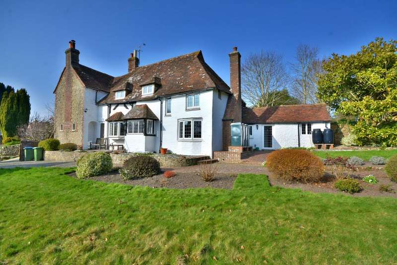 3 Bedrooms Semi Detached House for sale in West Chiltington, Pulborough