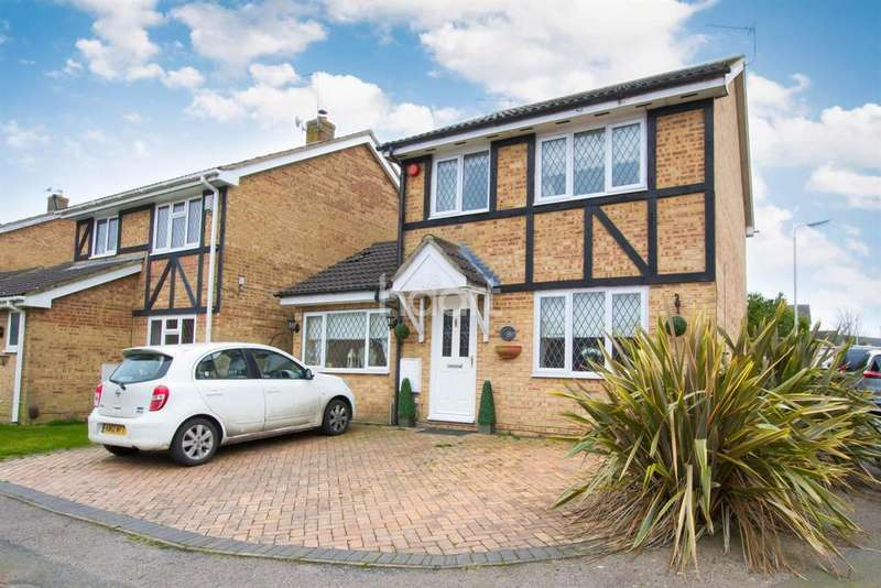 4 Bedrooms Detached House for sale in swan mead