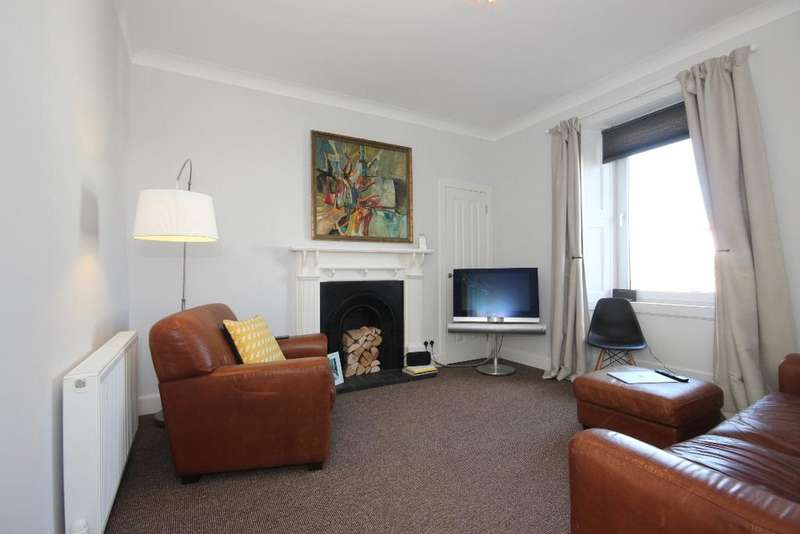 2 Bedrooms Maisonette Flat for sale in Victoria Street, Perth, Perthshire , PH2 8JT