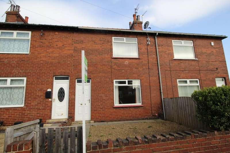 3 Bedrooms Terraced House for sale in Wheatley Avenue, Normanton