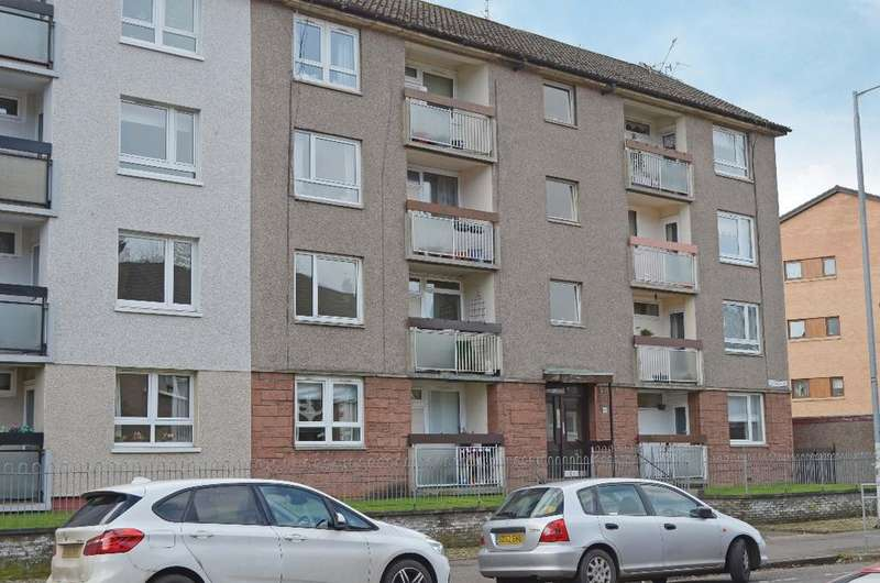 2 Bedrooms Flat for sale in Tantallon Road , Flat 1/1 , Shawlands , Glasgow, G41 3HR