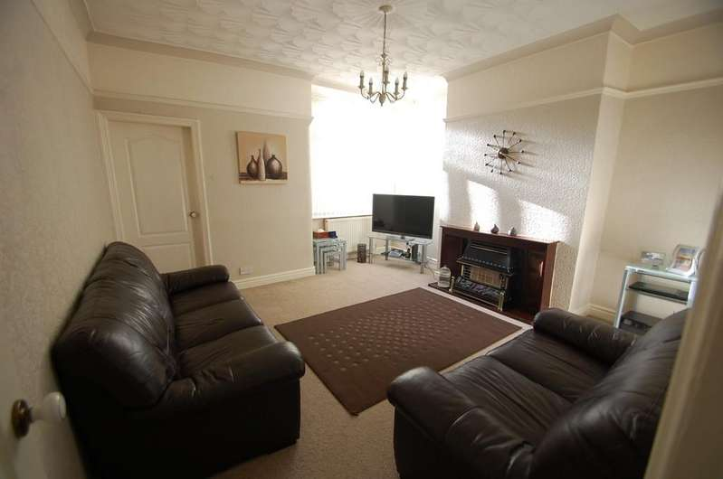 2 Bedrooms Terraced House for sale in Winston Road, Off Shear Brow, Blackburn