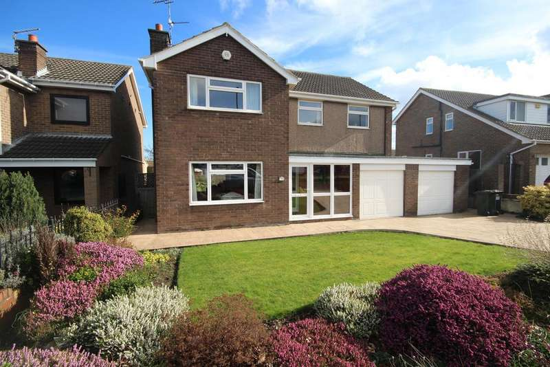 4 Bedrooms Detached House for sale in The Broadway, Tynemouth, NE30