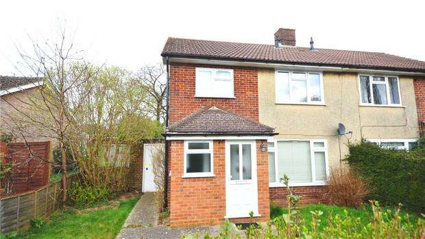 3 Bedrooms Semi Detached House for sale in Elizabeth Road, Basingstoke, Hampshire