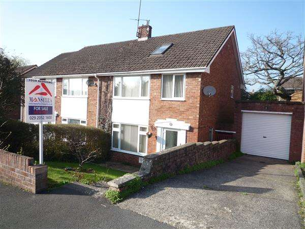 4 Bedrooms House for sale in Gwynant Crescent, Lakeside, Cardiff