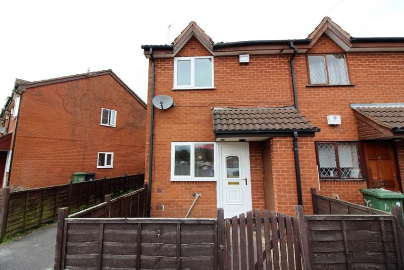 2 Bedrooms Town House for sale in Regent Street, Willenhall