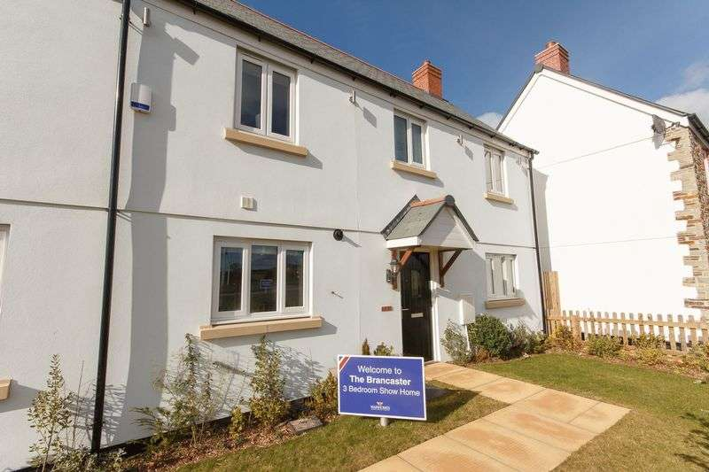 3 Bedrooms House for sale in Batheway Fields, North Tawton