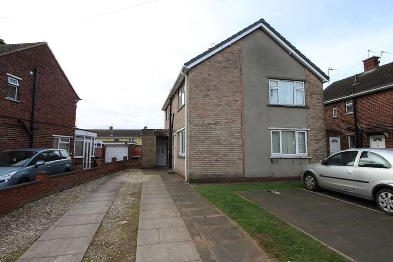 2 Bedrooms Flat for sale in Cherry Tree Road, Armthorpe, Doncaster, DN3