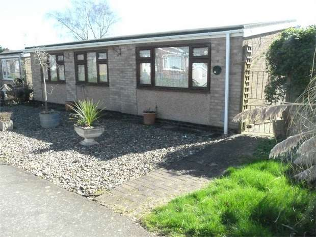 2 Bedrooms Detached Bungalow for sale in Lutterworth