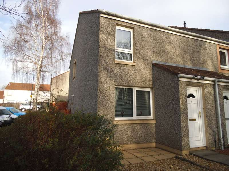 2 Bedrooms End Of Terrace House for sale in 45 Kippielaw Road, Easthouses, Dalkeith, EH22 4HZ
