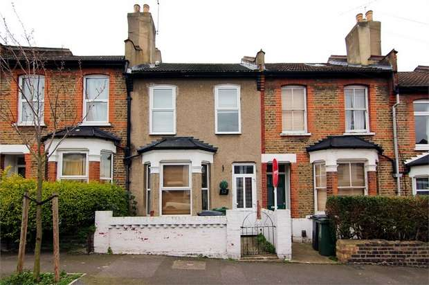 2 Bedrooms Terraced House for sale in Pasquier Road, Walthamstow, London
