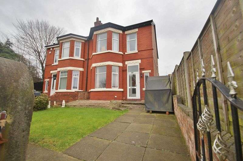 3 Bedrooms Semi Detached House for sale in Peel Street, Southport