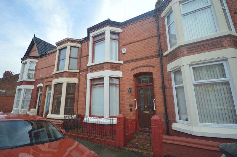 3 Bedrooms Terraced House for sale in Rundle Road, Aigburth Vale