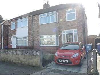 3 Bedrooms Semi Detached House for sale in Lisleholme Road, West Derby, Liverpool